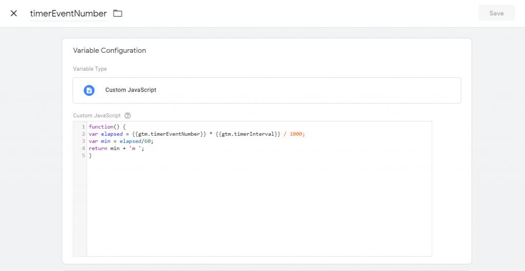 custom-javascript-variable-time-on-page
